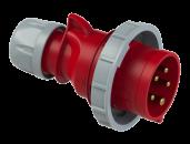 Вилка кабельная CEE 16А 400V 3P+N+E IP67 0152-6 PCE
