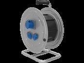 BM4 Удлинитель на металлической катушке морозостойкий электрический IP44 220В 1х32А 2х16А