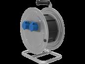 BM4 Удлинитель на металлической катушке морозостойкий электрический IP44 220В 2х32А