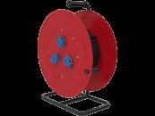 BM5 Удлинитель холодостойкий на металлической катушке электрический IP44 220В 16А 70м 80м 90м 100м 110м
