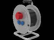 BM4 Удлинитель электрический на металлической катушке IP44 1х(380В 32А) 2х(220В 16А)